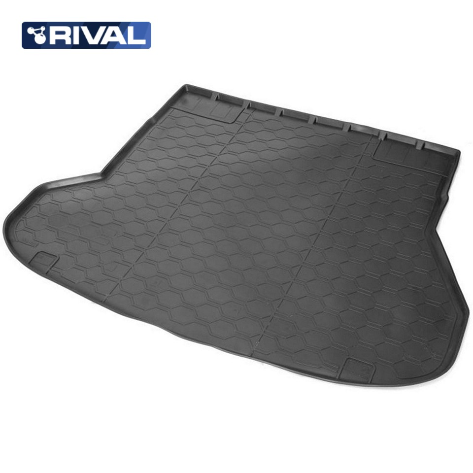 все цены на For Kia Ceed SW 2012-2017 WAGON trunk mat Rival 12801004 онлайн