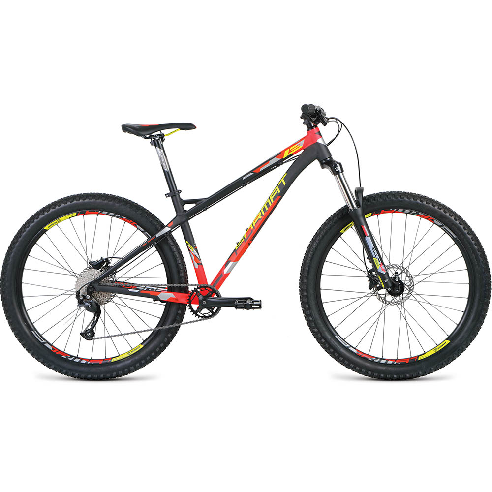 Bicycle FORMAT 1314 Plus (27,5 9 IC. Height L) 2018-2019
