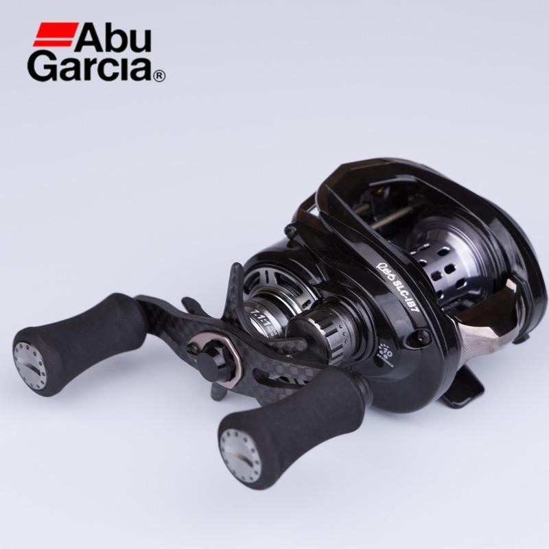 Original Abu Garcia REVO SLC-IB7 L/R Baitcasting Reel Japanese All-Metal 9+1BB 7.1:1 Water Drop Wheel Super Lightweight X-MAG цены онлайн