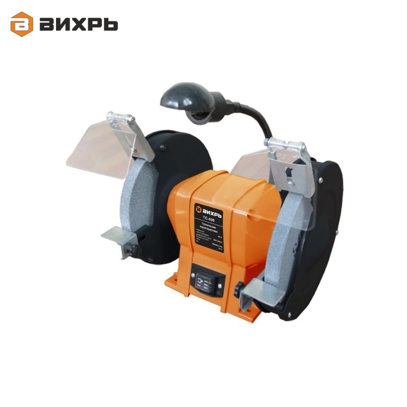 Grinding machine VIHR TS-200 Bench grinder Sharpening machine Emery grinder Sharpening cutting tools Stripping welds automatic herb grinding machine table type continuous feeding herb hammer grinder pulverizer 20kg hour df 20