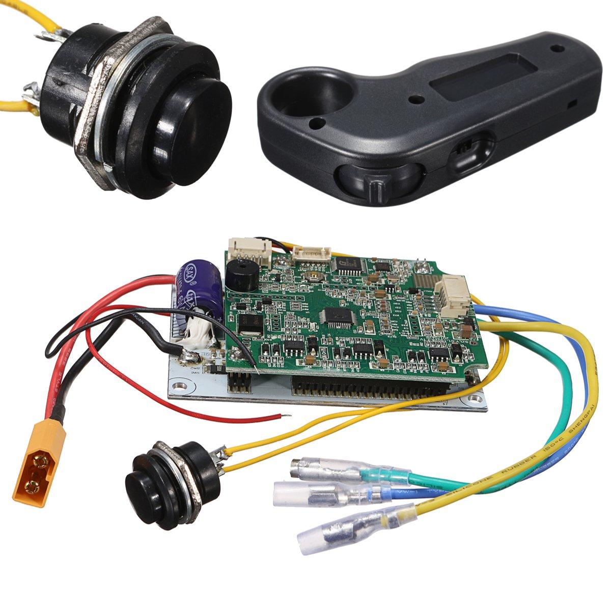 Mini télécommande unique moteur électrique planche à roulettes de longboard contrôleur ESC Substitut Pour Planche À Roulettes Électrique Longboard - 2