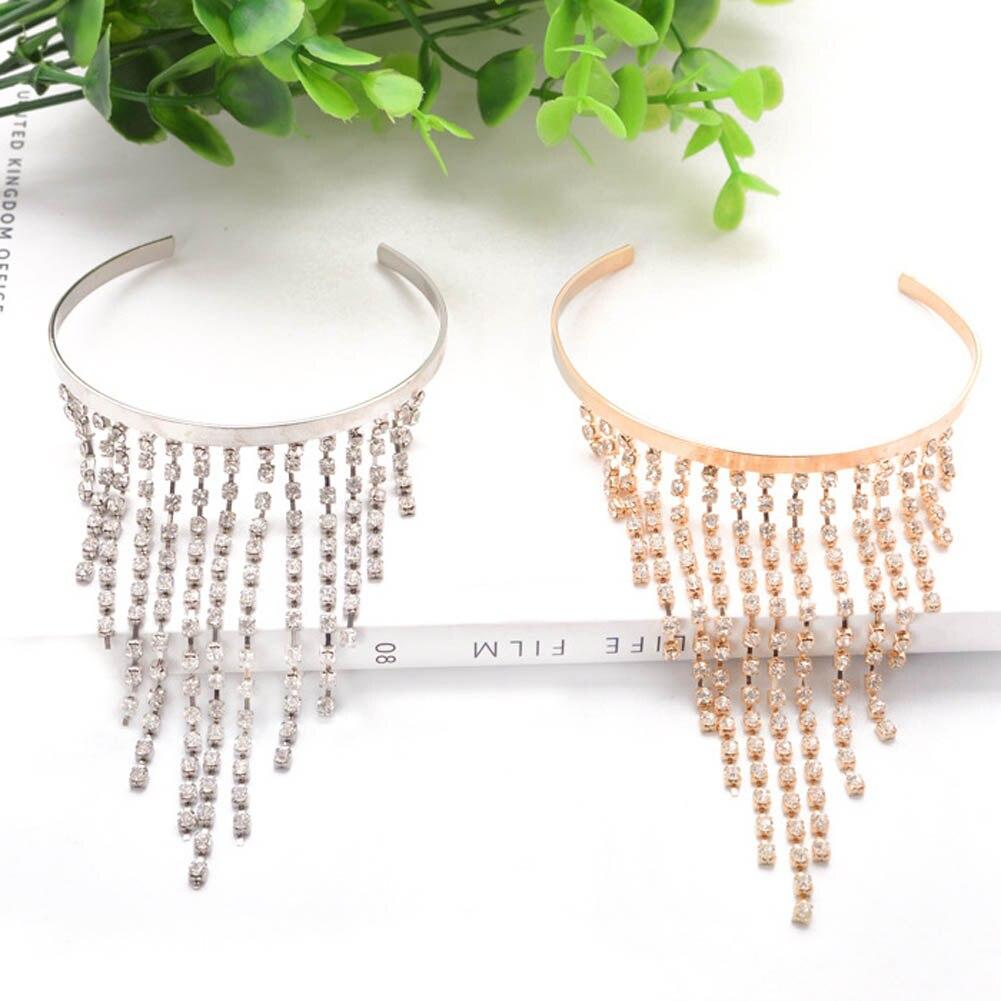 zheFanku Gold Silver Bangles Cuff Bracelets For Women