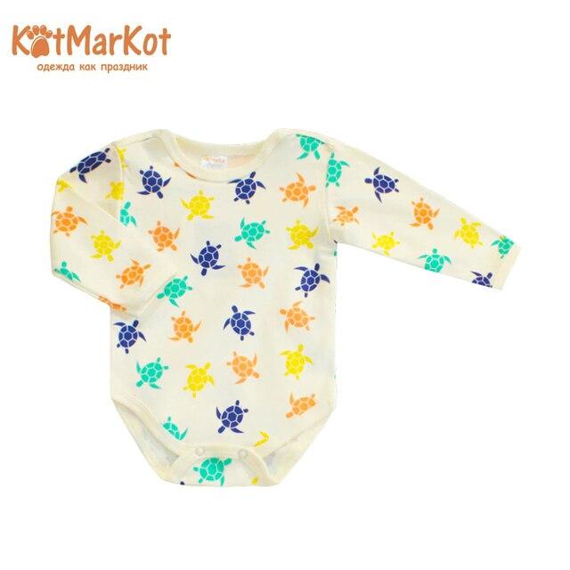 Боди длинный рукав для детей Kotmarkot 9231