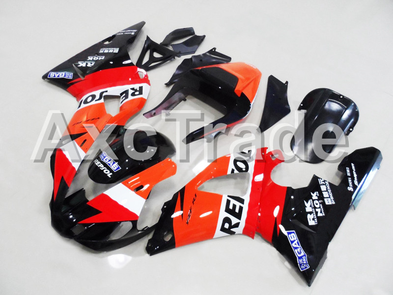 Motorcycle Fairings For Yamaha YZF1000 YZF 1000 R1 YZF-R1 2000 2001 00 01 ABS Plastic Injection Molding Fairing Bodywork Kit 203 injection molding motorcycle abs plastic bodywork fairing kit fit for yamaha yzf1000 r1 2015 2016 2017 colours fairing parts yzf