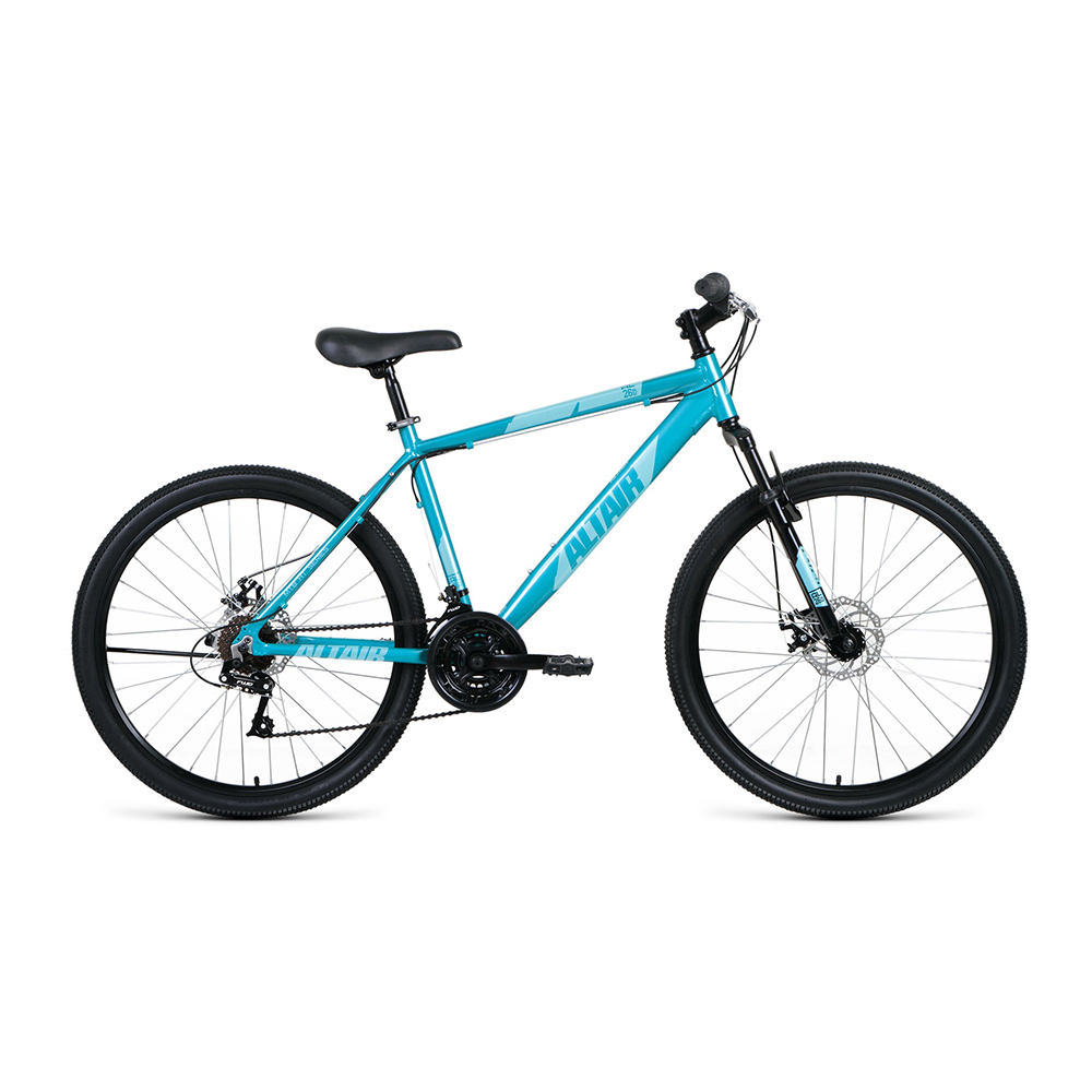Bicycle ALTAIR AL 26 D (26 21 IC. Height 17 ) 2018-2019 taiwan quanta fat bicycle hub 32 hole al quick release beach bike hubs bicycle accessory