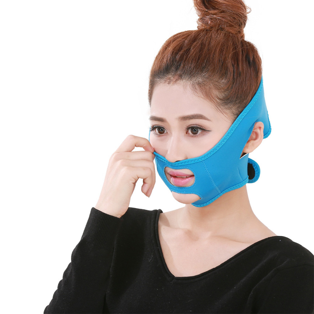 Face Lift Up Belt Sleeping Face-Lift Mask Massage Slimming Face Shaper Relaxation Facial Health Care Slimming Face-Lift Bandage health care body massage beauty thin face mask the treatment of masseter double chin mask slimming bandage cosmetic mask korea