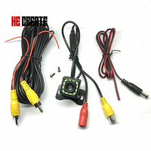 HE CREATE New Waterproof HD CCD 12 LED Night Vision Car Rear View Camera 170 Wide Angle Universal Backup Parking