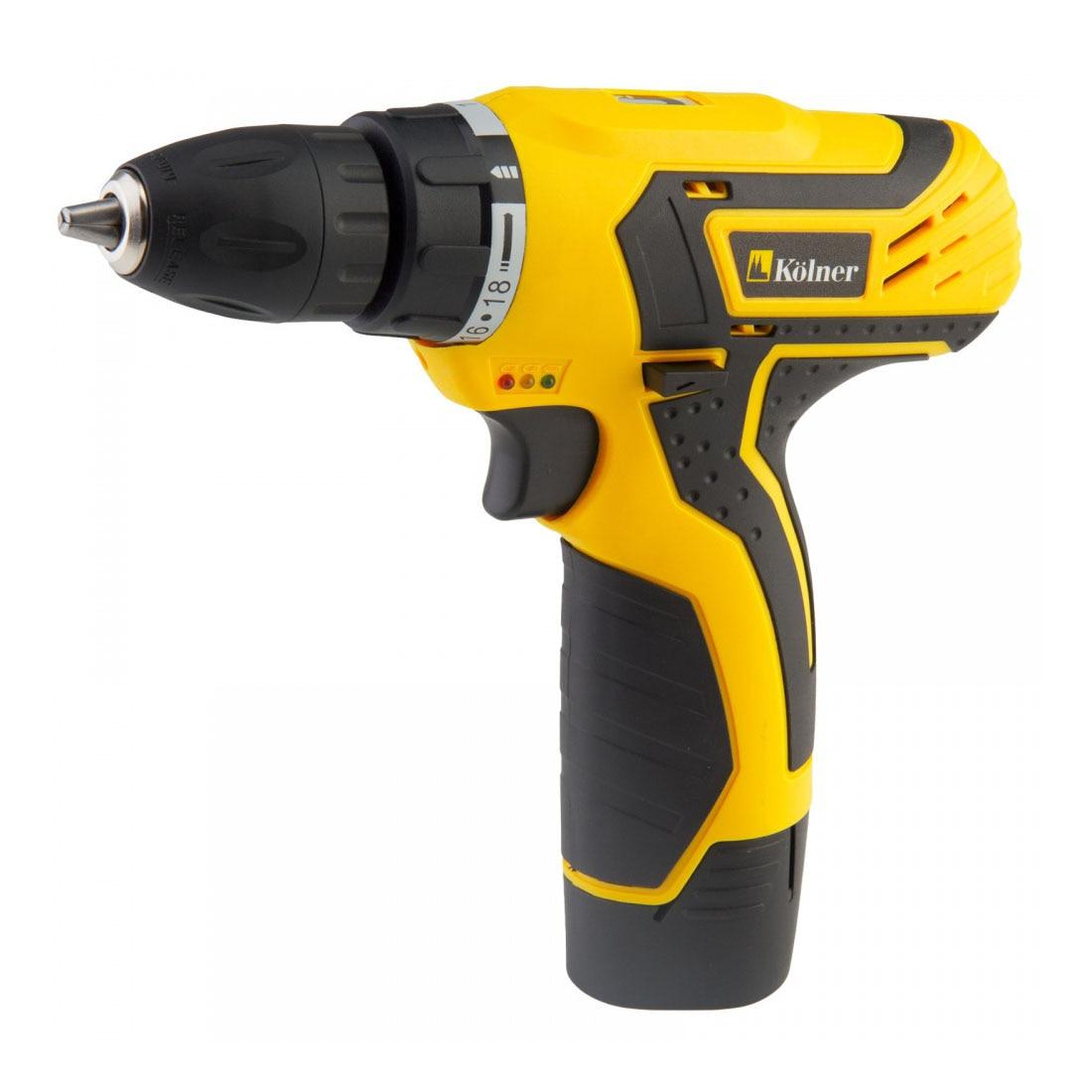 Cordless drill screwdriver Kolner KCD 10,8L 10pcs 0 6 1 5mm pcb print circuit board carbide drill bit mini micro drill bits diy power tools