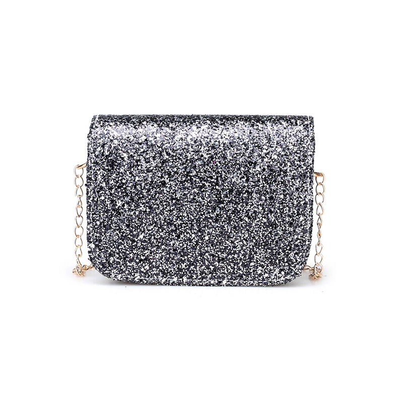 d73f3b1e0df8 Osmond 2017 Fashion Women Evening Sequin Bag Chain Bags Black Shiny Clutch  Bling Cossrboby Shoulder Mini Flap Party Wedding Girl-in Top-Handle Bags  from ...