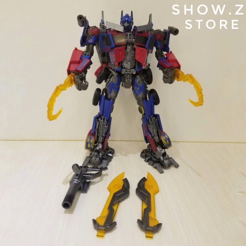 [Show.Z Store] Blue Circus BC BC-01 BC01 Truck Commander OP MPM-04 MPM04 Oversized Transformation Action Figure цена и фото