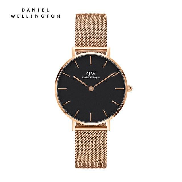 Женские наручные часы Daniel Wellington Classic Petite Melrose 32 мм