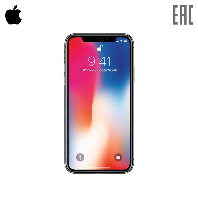 Смартфон Apple iPhone X 64 ГБ [A1901, официальная российская гарантия]
