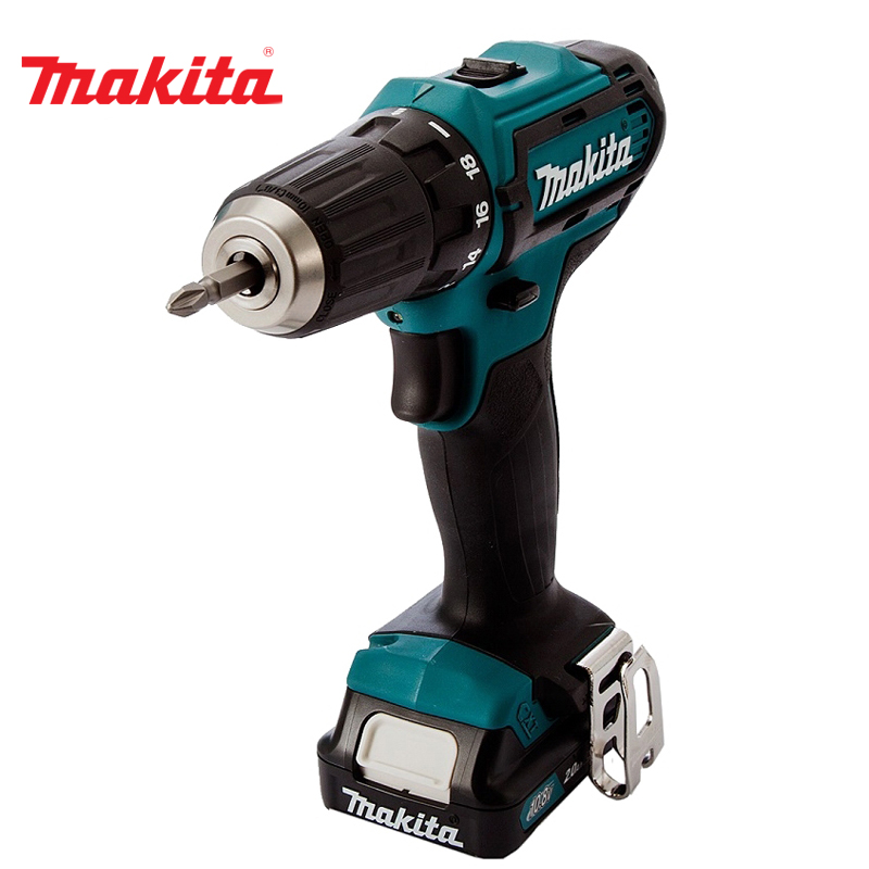 Cordless drill battery Makita HP332DWMX1 us eu free tax electric bike battery 36v 15ah water bottle 18650 li ion battery 36v 500w e bike kettle battery with charger bms
