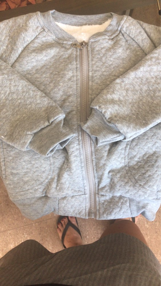 Fashion Summer Cotton Girl's Jacket photo review