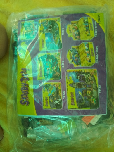 Blocos Brinquedos Crianças Legoness