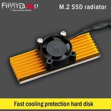 Computer/PC M.2 HDD Cooler SSD Cooler Solid State Drive Heatsink  SM951 960 961 2280 Cooling Radiator Heat sink все цены