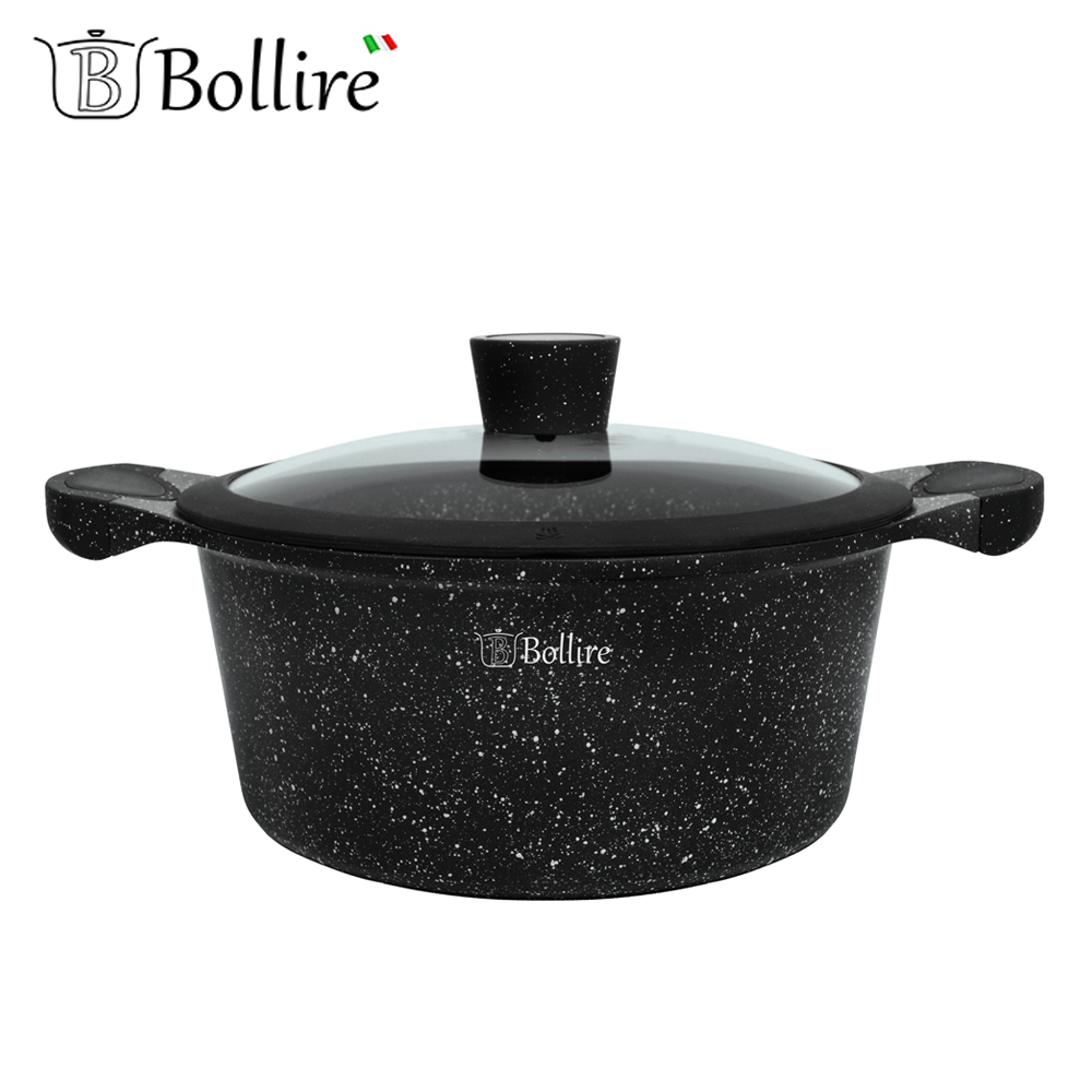Casseroles BOLLIRE BR-1103 Capsule Bottom Suitable for all types of plates sunday casseroles