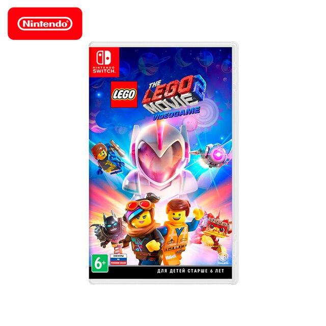 Игра для Nintendo Switch LEGO Movie 2 Videogame, русские субтитры