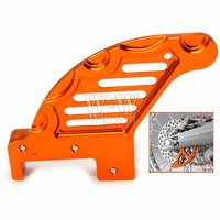 Orange Color New Hot Selling Motorcycle Rear Brake Disc Guard Potector FOR KTM525 XCW2007 KTM525 MXC2003