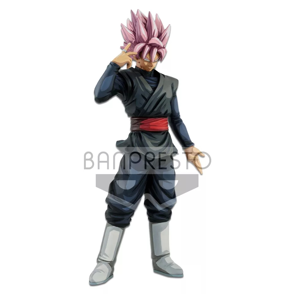 Dragon Ball Original Banpresto grandista Super Saiyan Rose Goku Manga Dimensions figurine