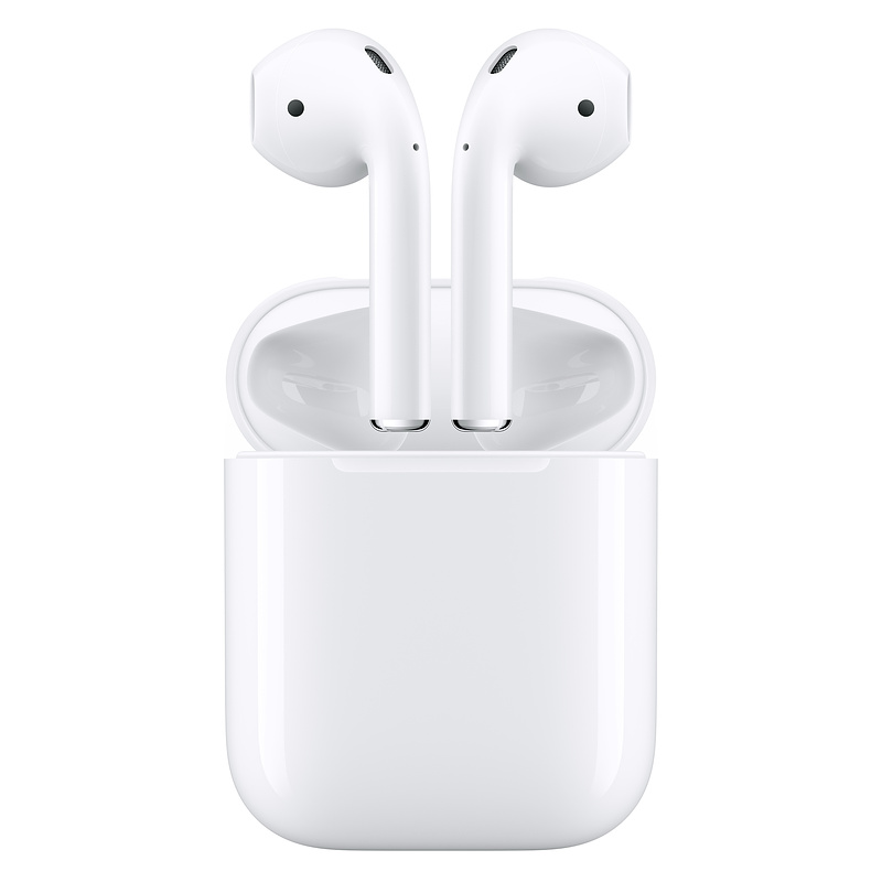Genuine Apple Airpods Wireless Earphone Original Apple Bluetooth Headset For Iphone Ipad Mac And Apple Watch Bluetooth Earphones Headphones Aliexpress