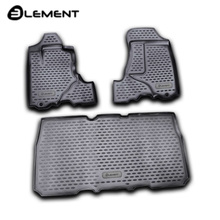 Для Honda Element 2003-2011 Коврики в салон 3 шт/компл. полиуретан [Element NLC1817210]
