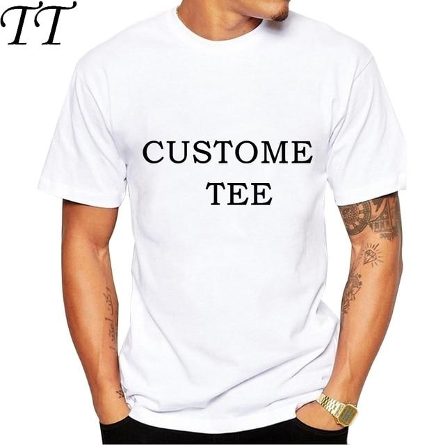 Verano camiseta personalizada foto de logotipo de impresión hombres mujeres niños personalizada equipo de familia personalizado impreso promoción ropa Camisa camisetas