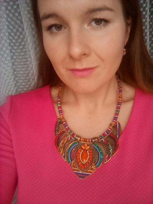 Vintage Ethnic Bohemian Choker Necklace*