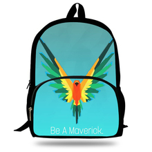 Popular New Maverick Logang Logo Logan Paul Children School Bags for Teen Boy Girls Students Bag Backpack Mochila Escolar цена 2017