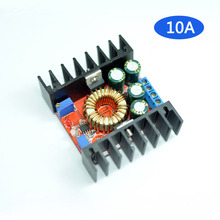 DC high power 12v to 5v dc-dc adjustable step-down module Constant voltage constant current Lithium battery charging module цена 2017