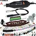 180W חרט חשמלי חדש חריטת Dremel מיני תרגיל DIY תרגיל עט מטחנות חשמלי רוטרי כלי מיני-מיל טחינה
