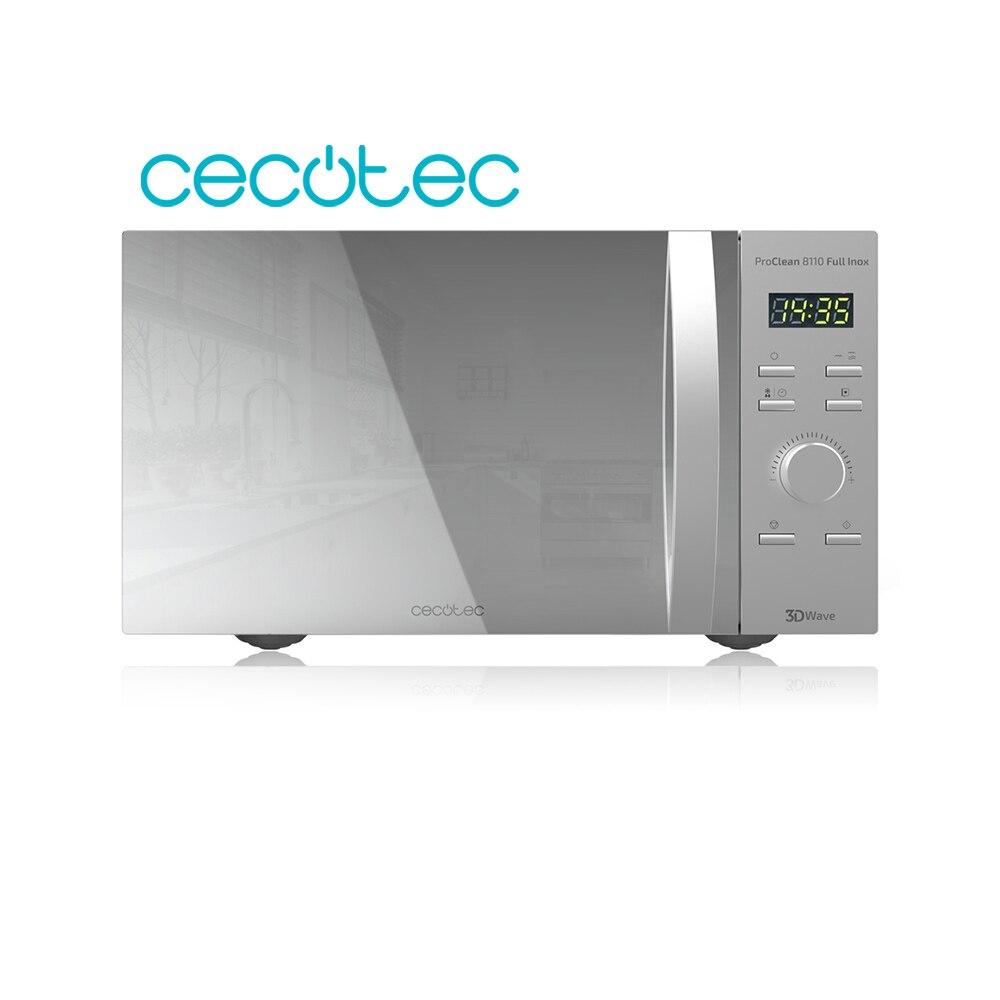 Cecotec Microwave ProClean 8110 Full Inox
