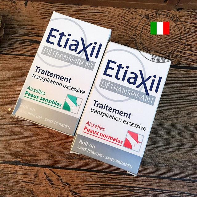 b2cecd307 Etiaxil رول الإبطين مضاد لل (حساسية الجلد) 15 ملليلتر الرعاية مزيل العرق  الجسم الطازجة