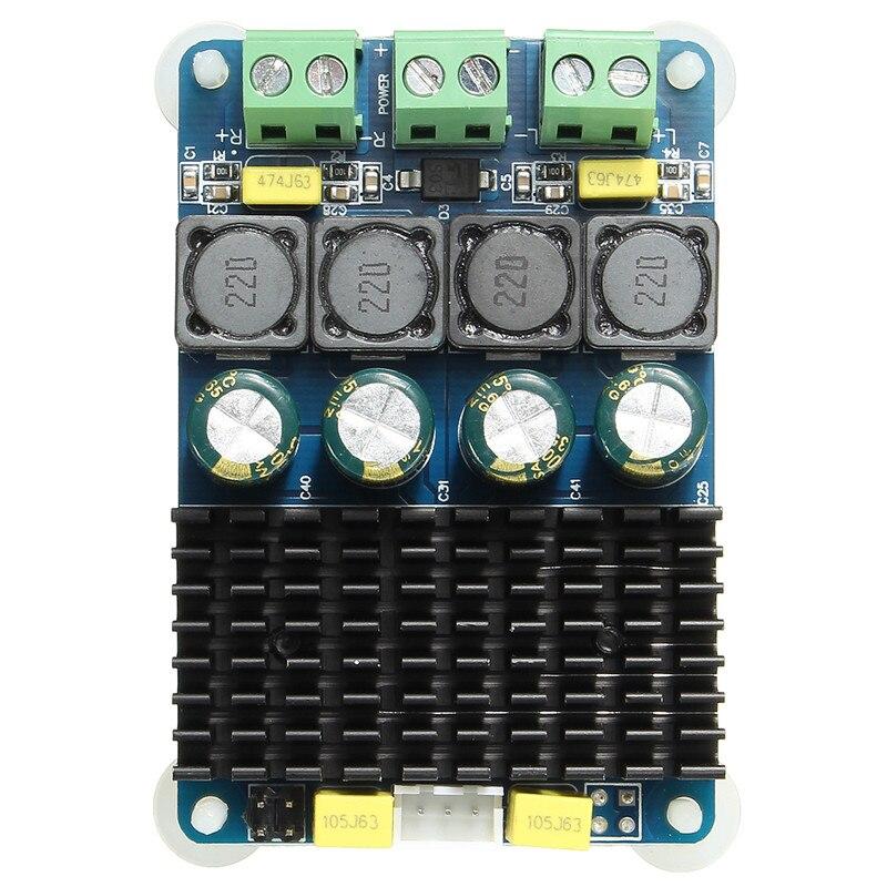 TDA7498 2 Kanal 2X100 Watt Digital Stereo Platinenmodul DC 8-32 V