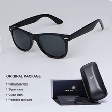 Bruno Dunn 2019 Unisex Sunglasses Men Women Polarized Sun glases Oculos De Sol m