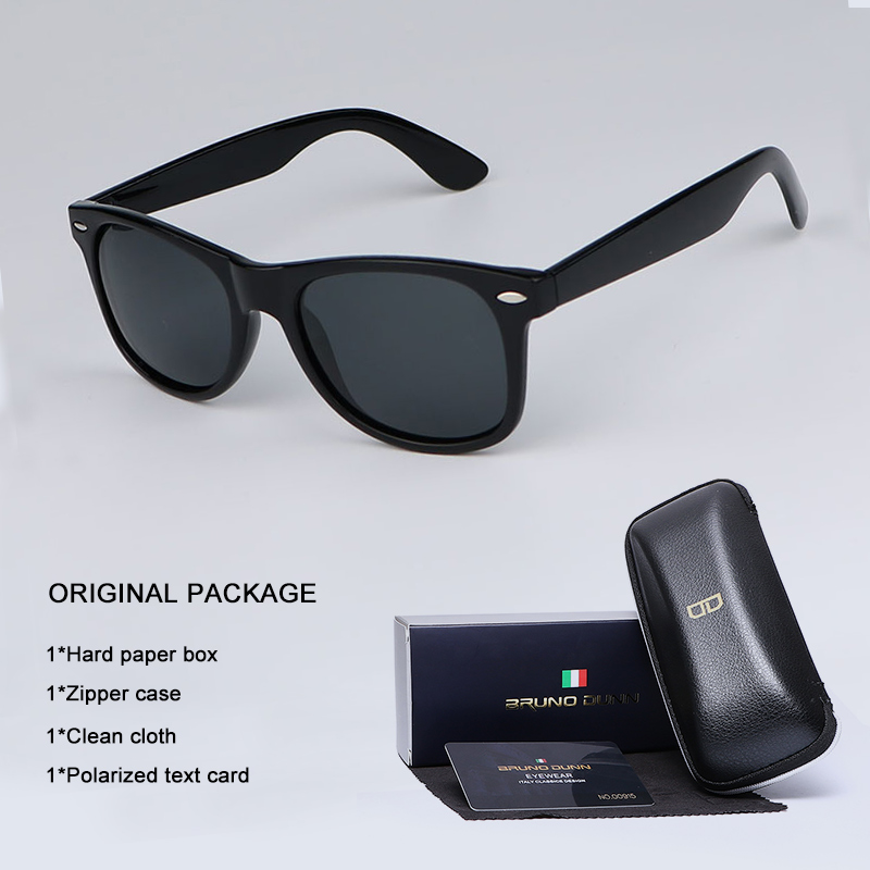 Bruno Dunn 2020 Unisex Sunglasses Men Women Polarized For Sun Glasses  Oculos De Sol Masculino Feminino Ray Lunette Soleil Femme