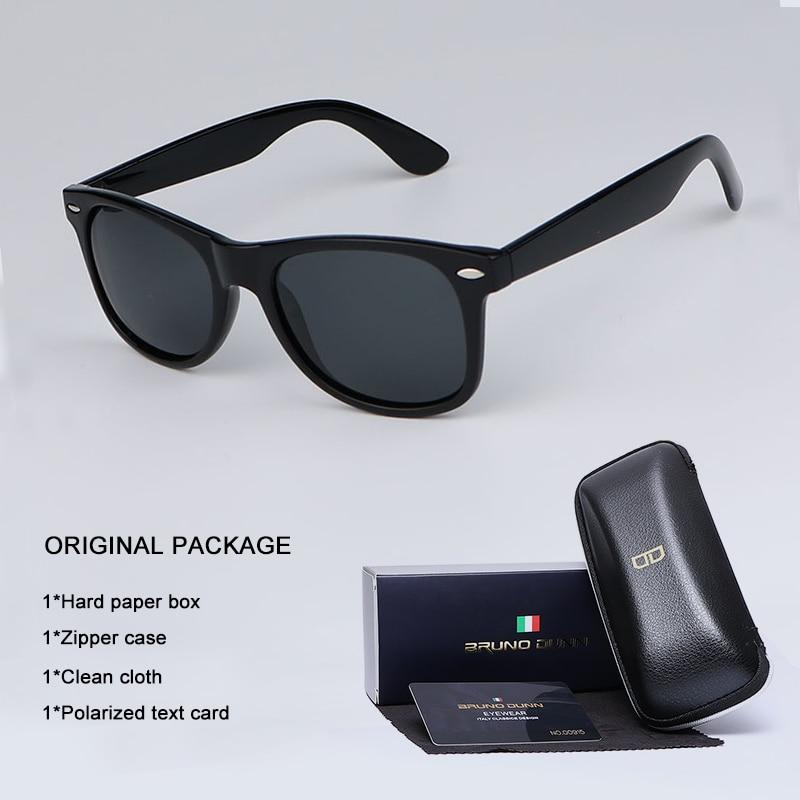 Солнцезащитные очки унисекс Бруно Данн 2020, поляризованные солнцезащитные очки для мужчин и женщин