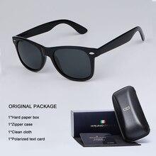 Bruno Dunn 2020 Unisex Sunglasses Men Women Polarized for Sun glasses Oculos De