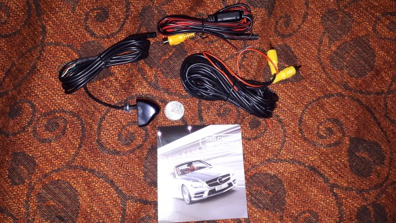 Waterproof New Anti-Fog Backup Car front Rear View Parking Camera Kit for sony ccd Night Vision parking camera