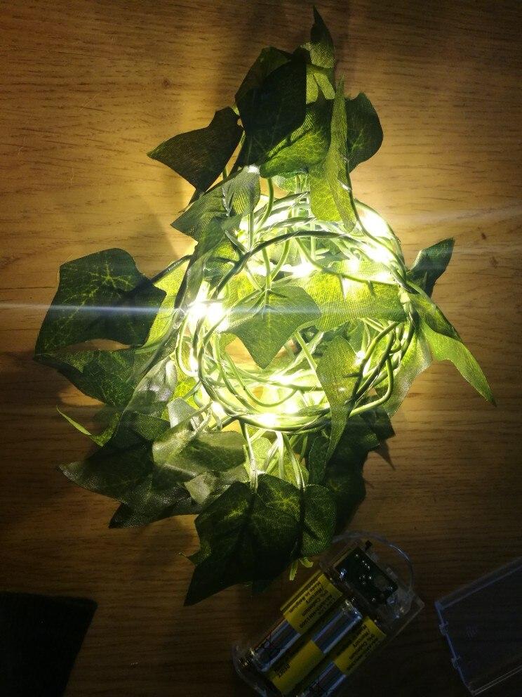 Fios de LED Corda, Guirlanda Casamento