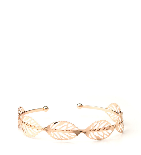 Ada Gatti  Golden Sheet Bracelet
