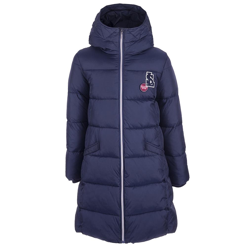 Jackets & Coats Gulliver for girls 21805GKC4503 Jacket Coat Denim Cardigan Warm Children clothes Kids chest pocket button up destroyed denim jacket