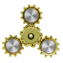 Wheel Gear Fidget Spinner ABS EDC Spinner Fidgets Gear For Autism And ADHD Rotation Long Time