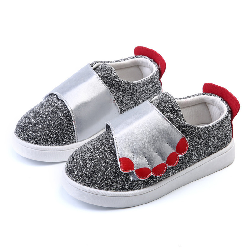 Girls shoes Baby Fashion Wing kids Trainers Sneakers Boys Princess Children Shoes Sports Casual Shoes Girl School Shoes