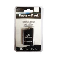 10 pcs Just for Sony PSP Battery SLIM 2000 3000 Replacement Rechargeable 3600mAh