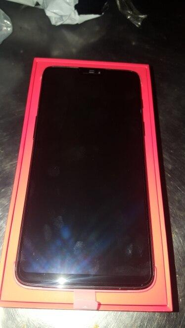 Original OnePlus 6 6GB 64GB Snapdragon 845 Octa Core AI Dual Camera 20MP+16MP Face Unlock Android 8 Smartphone Mobile phone