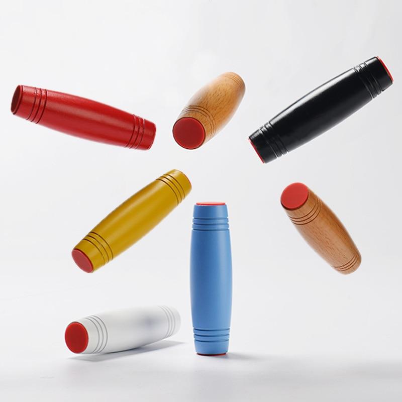 Mokuru Rollver Desktop Flip Toy Fidget Stick Relieve Stress Improve Focus