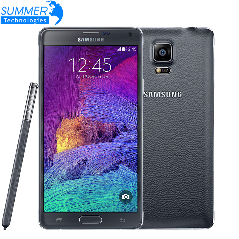 Original Unlocked Samsung Galaxy Note 4 s