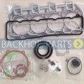 Полный комплект прокладок двигателя YM121850-77021 YM129902-01331 YM977770-1207F для Yanmar 4TNE98