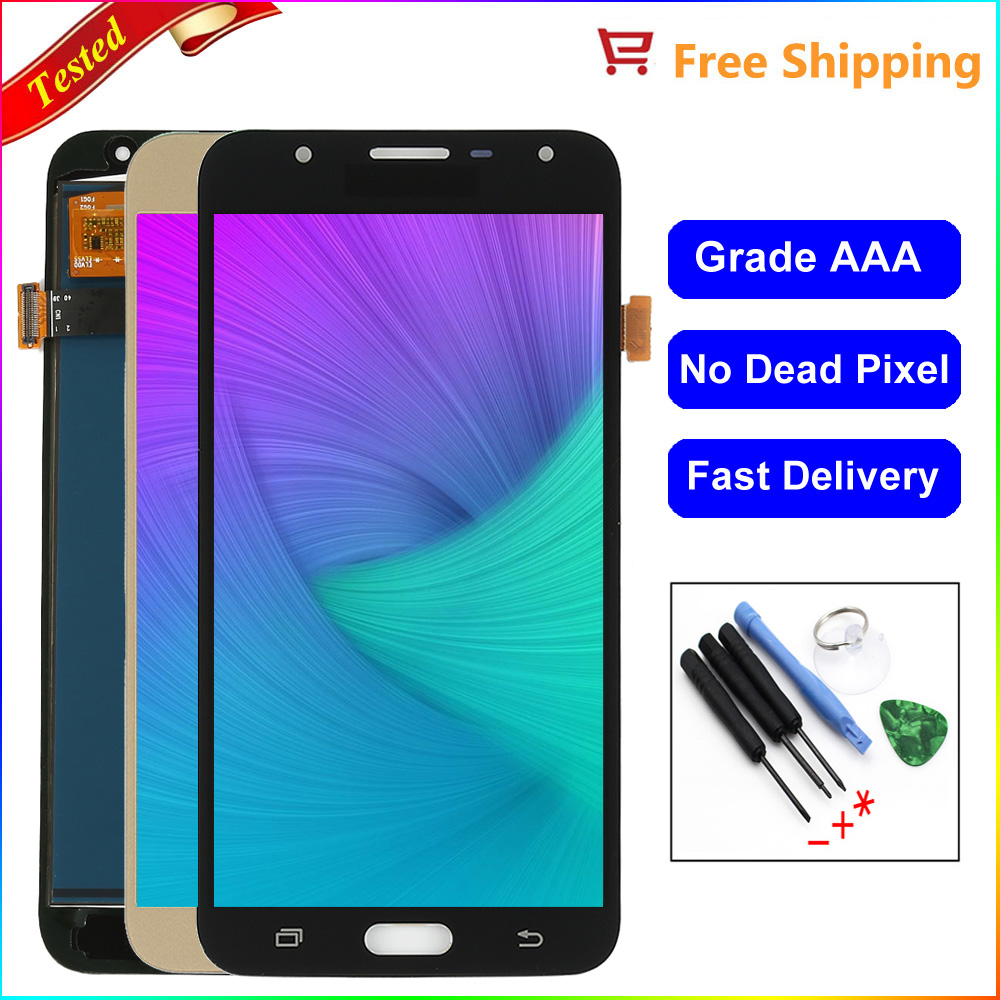 Samsung Screen Us 24 39 J701 Lcd For Samsung Galaxy J7 Nxt Lcd Display J701f J701m J701 J7 Core Touch Screen Digitizer For Samsung J7 Neo Display In Mobile Phone